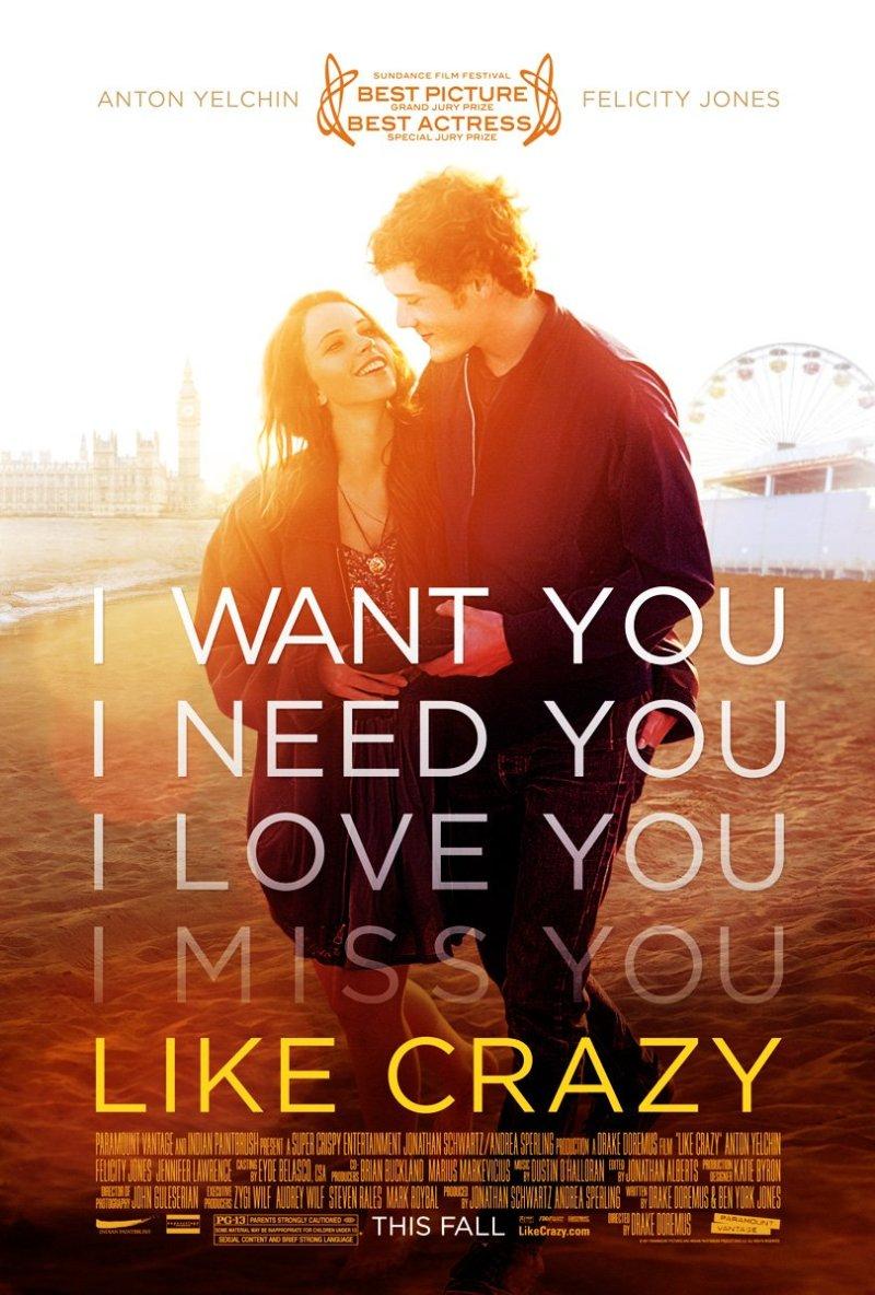 Like Crazy