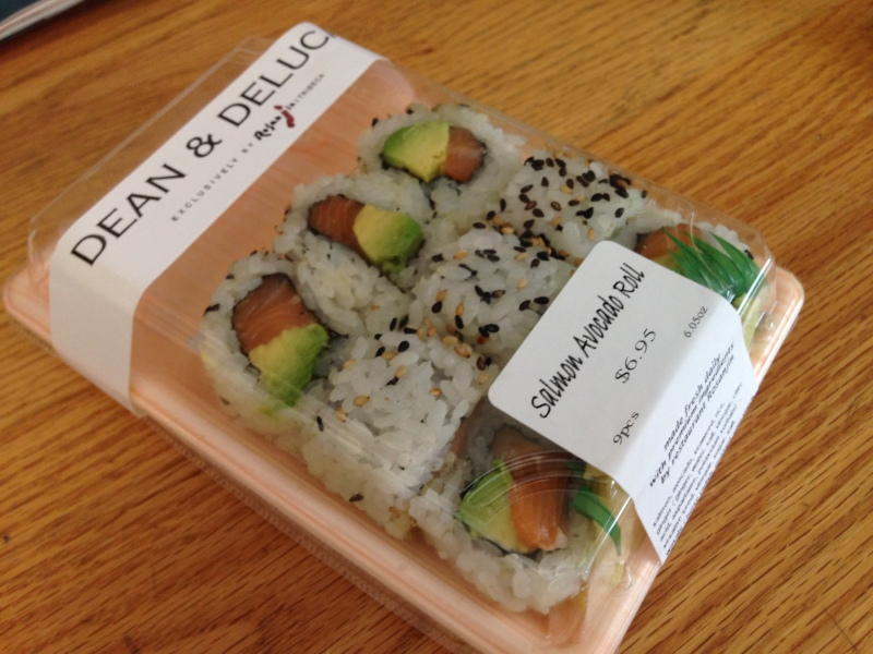 Dean and Deluca Sushi